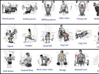 Top 7 Awesome Weight Training Workou